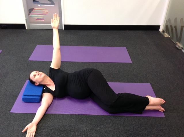 Pregnant-Pilates