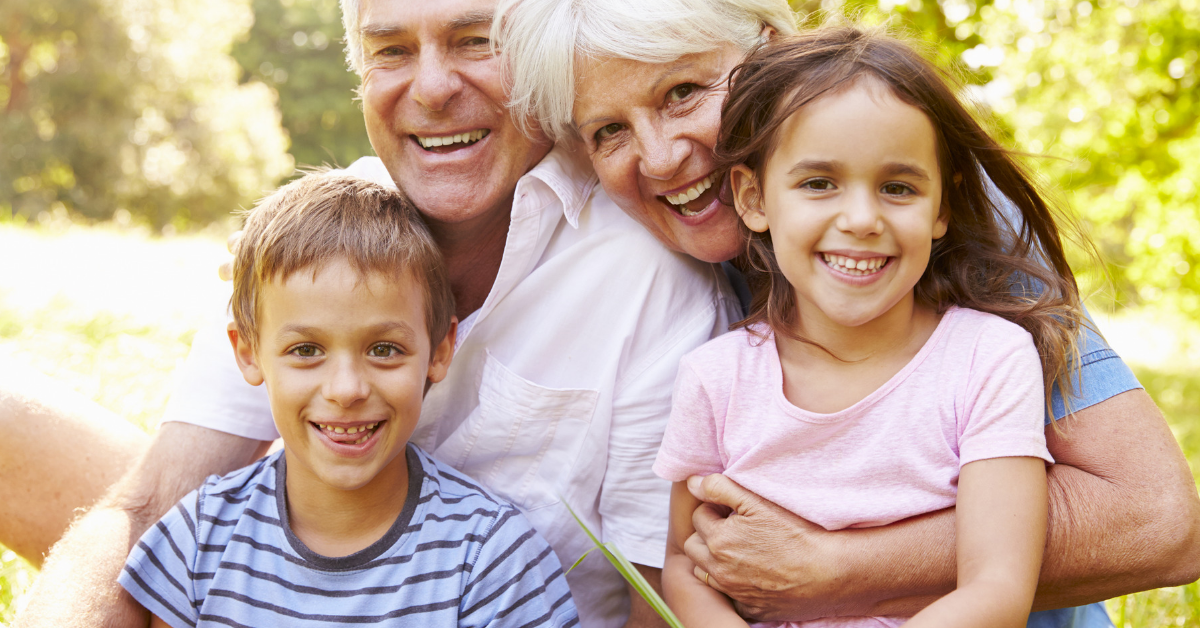 Nurturing Grandparent-Grandchild Relationships