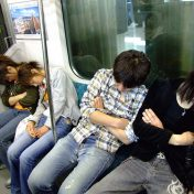 What is Inemuri and Sleeping of Japanese People in Public