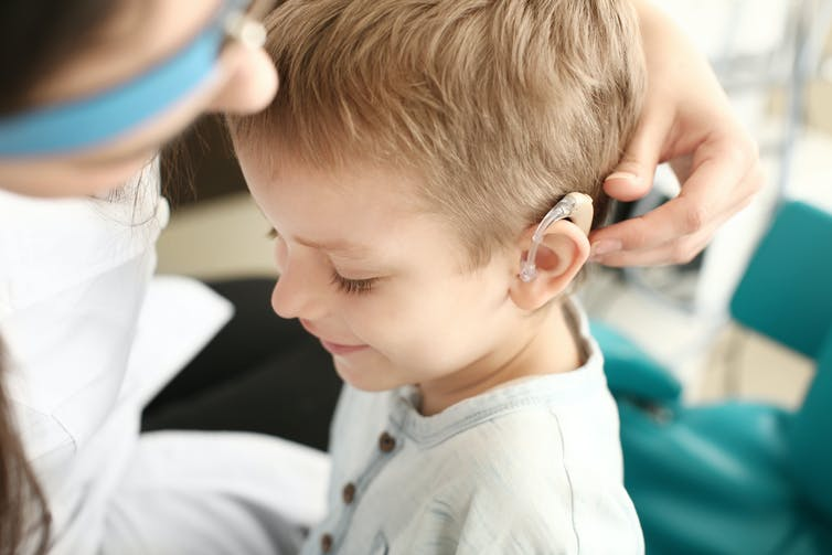 Hearing Problem in Children and Adults
